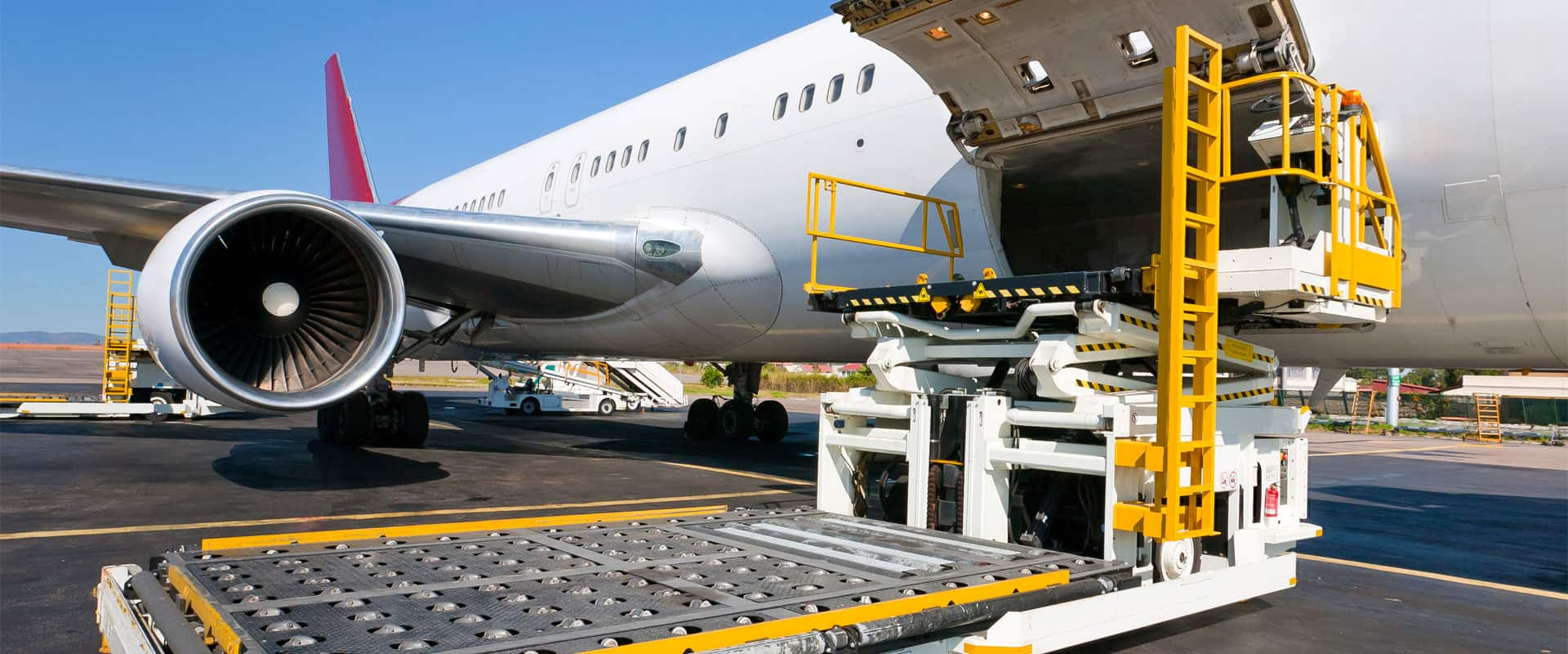 No time to spare in the shop for airfreight deals