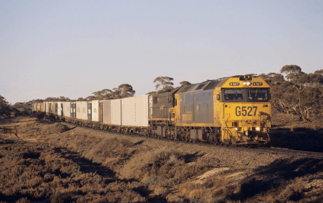 Victorian Freight Developments — some good news!
