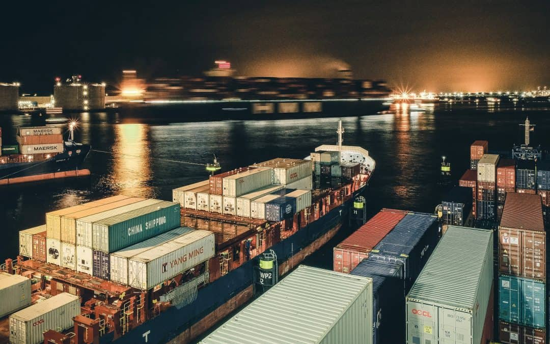 International Trade Routes and Port Practices Fall Into Disarray